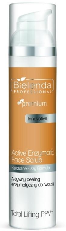 Peeling viso enzimatico - Bielenda Professional Premium Total Lifting PPV+ Enzymatic Active Face Peeling