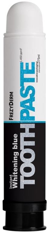 Dentifricio - Frezyderm Instant Whitening Blue Toothpaste — foto N1