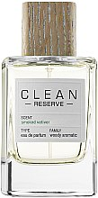 Profumi e cosmetici Clean Reserve Smoked Vetiver - Eau de Parfum