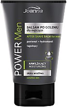 Profumi e cosmetici Balsamo dopobarba - Joanna Power Men After Shave Balm