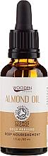Profumi e cosmetici Olio di mandorle - Wooden Spoon Almond Oil