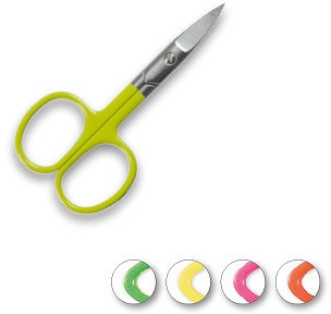 Forbici unghie 77678, verde - Top Choice Colours — foto N1
