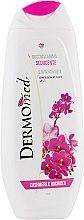 """Profumi e cosmetici Gel doccia """"Cashmere e orchidea"""" - Dermomed Shower Gel Cashmere Orchid"""