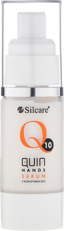 Siero mani con coenzima Q10 - Silcare Quin Hands Serum Q10