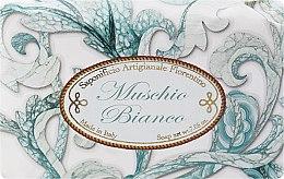 """Profumi e cosmetici Sapone artigianale """"Muschio bianco"""" - Saponificio Artigianale Fiorentino White Musk"""