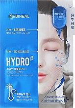 Profumi e cosmetici Maschera biocellulosa - Mediheal Capsule 100 Bio Seconderm Hydro 2 Step Face Mask