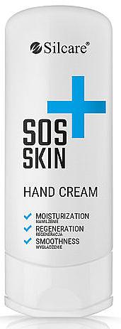 Crema mani - Silcare S.O.S. Skin Hand Cream