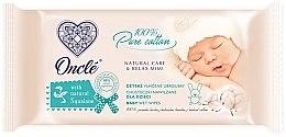 Profumi e cosmetici Salviettine umidificate per bambini - Oncle