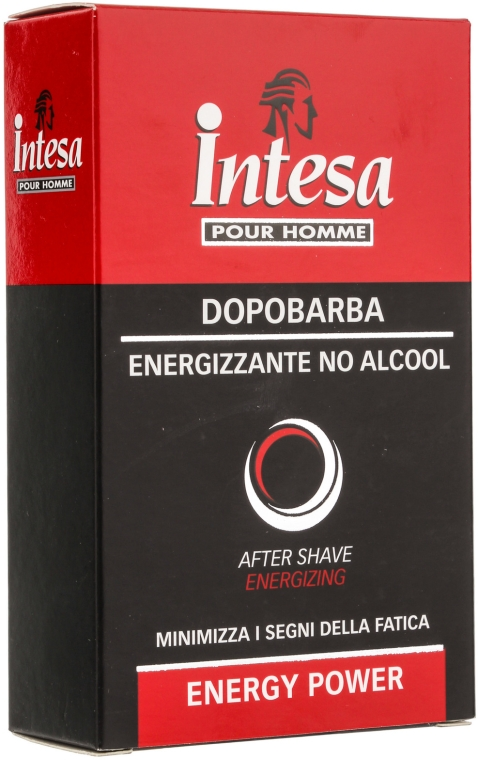 """Lozione dopobarba """"Power of Energy"""" - Intesa Energy Power After Shave Lotion"""