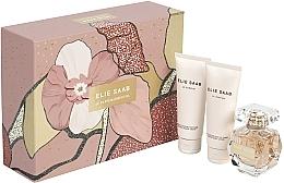 Profumi e cosmetici Elie Saab Le Parfum Essentiel - Set (edp/50ml + b/lot/75ml + sh/gel/75ml)