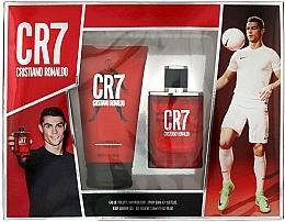 Profumi e cosmetici Cristiano Ronaldo CR7 - Set (edt/30ml + sh/gel/150ml)