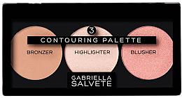 Profumi e cosmetici Palette contouring - Gabriella Salvete Contouring Palette