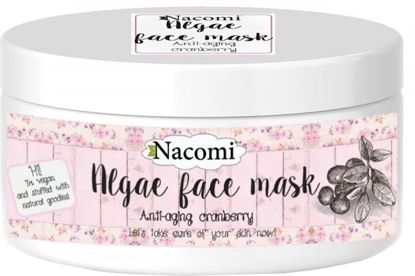 "Maschera alle alghe anti-rughe ""Mirtillo"" - Nacomi Professional Face Mask"