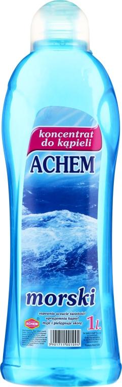 """Concentrato liquido da bagno """"Mare"""" - Achem Concentrated Bubble Bath Sea"""