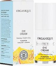 Profumi e cosmetici Crema contorno occhi multifunzionale - Organique Hydrating Therapy Eye Cream