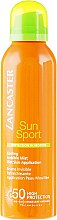 Profumi e cosmetici Spray solare rinfrescante - Lancaster Sun Sport Cooling Invisible Mist SPF50