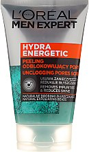 Profumi e cosmetici Peeling viso - Loreal Paris Men Expert Hydra Energetic Peeling