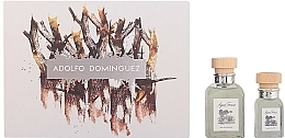 Profumi e cosmetici Adolfo Dominguez Agua Fresca - Set (edt 120ml + edt 30ml)