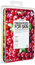 Profumi e cosmetici Set - Super Food For Skin Facial Sheet Mask Set (f/mask/5x25ml)