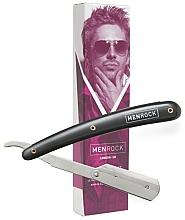 Profumi e cosmetici Rasoio-shavette con lame sostituibili - Men Rock The Cut Throat Shavette