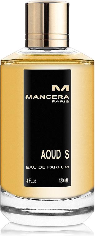 Mancera Aoud S - Eau de Parfum