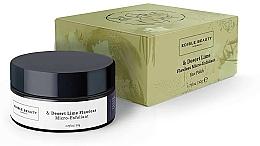 Profumi e cosmetici Micro-esfoliante viso - Edible Beauty Desert Lime Flawless Micro Exfoliant