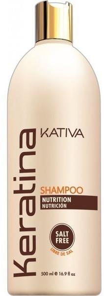 Shampoo - Kativa Keratina Shampoo — foto N3