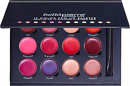 Profumi e cosmetici Palette trucco labbra - Bellapierre 12 Color Pro Lip Palette