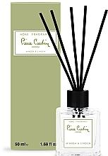 """Profumi e cosmetici Diffusore di aromi """"Mimosa e tiglio"""" - Pierre Cardin Home Fragrance Mimosa & Linden"""