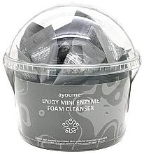 Profumi e cosmetici Schiuma detergente enzimatica - Ayoume Enjoy Mini Enzyme Foam Cleanser