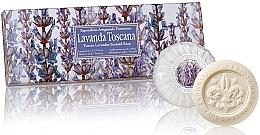 """Profumi e cosmetici Set di saponi """"Lavanda"""" - Saponificio Artigianale Fiorentino Tuscan Lavender Scented Soap"""