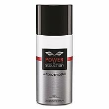 Profumi e cosmetici Antonio Banderas Power of Seduction - Deodorante-spray
