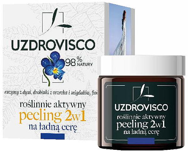 Peeling viso - Uzdrovisco