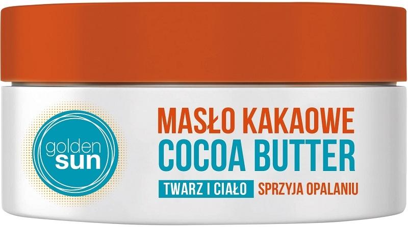 Burro di cacao per viso - Golden Sun