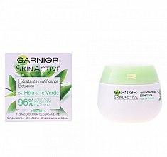 Profumi e cosmetici Crema viso idratante - Garnier Skin Active Mattifying Moisturizing Cream