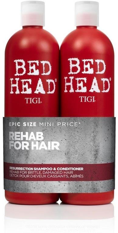 Set - Tigi Bed Head Resurrection Shampoo&Conditioner (sh/750ml + cond/750ml)
