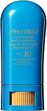 Profumi e cosmetici Fondotinta stick - Shiseido UV Protective Stick Foundation SPF30