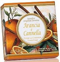 """Profumi e cosmetici Sapone naturale """"Arancia e Cannella"""" - Saponificio Artigianale Fiorentino Orange & Cinnamon Soap"""
