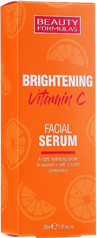 Siero viso illuminante alla vitamina C - Beauty Formulas Brightening Vitamin C Facial Serum