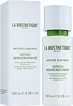 Profumi e cosmetici Lozione detergente per pelli grasse - La Biosthetique Methode Clarifiante Lotion Desincrustante