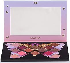 Profumi e cosmetici Palette ombretti - Moira Glow And Gleam Shadow Palette