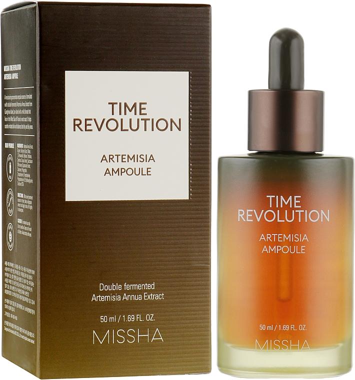 Siero concentrato con estratto di assenzio - Missha Time Revolution Artemisia Ampoule