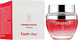 Crema viso rassodante con ceramidi - FarmStay Ceramide Firming Facial Cream — foto N1