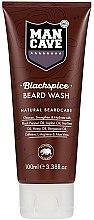 Profumi e cosmetici Detergente per barba - Man Cave Blackspice Beard Wash