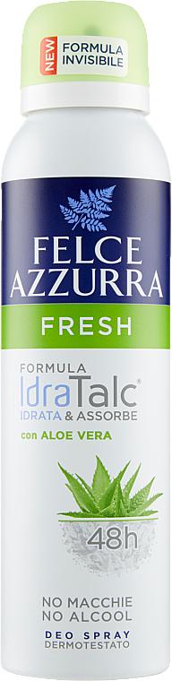 Deodorante antitraspirante - Felce Azzurra Deo Deo Spray Fresh