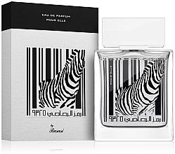 Profumi e cosmetici Rasasi Rumz Al Zebra Pour Elle - Eau de Parfum