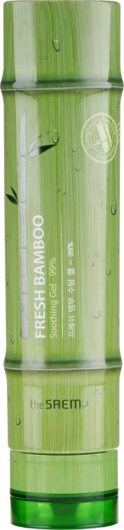 Gel corpo lenitivo con 99% bambù - The Saem Fresh Bamboo Soothing Gel 99%