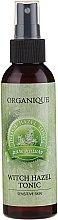 Profumi e cosmetici Tonico con estratto di amamelide vergine - Organique Pure Nature