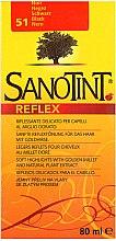 Profumi e cosmetici Shampoo colorante per capelli - Sanotint Reflex