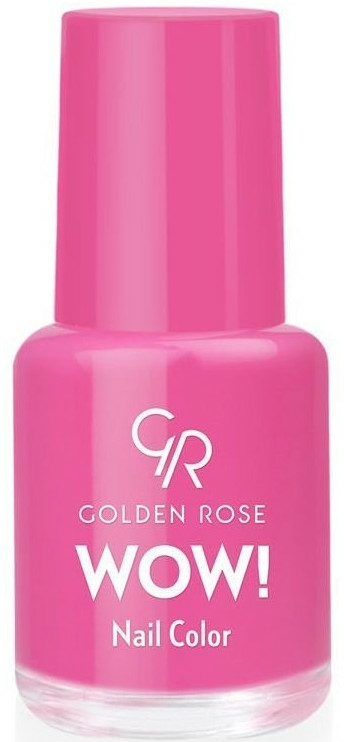 Smalto per unghie - Golden Rose Wow Nail Color